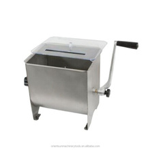 20LBS hand stainless steel sausage used meat mixer