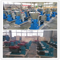 Long working life excellent wood pellet machine china