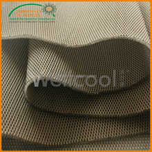 Breathable 3d mesh fabric for Army Bag
