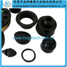 durable adhesive silicone components and parts
