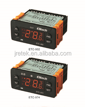 ETC-974 Digital Temperature Controller with 1m Sensor