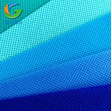 non-woven fabric raw material for sanitary napkin/PET/PP nonwoven fabric produced with factory price/pp non-woven