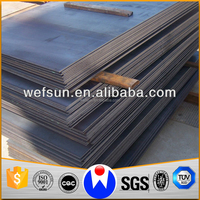 ASTM A36 A283 A516 A572 A633 Hot rolled steel plate