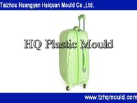 New design Plastic injection suitcase mold