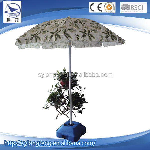 Over 10 Years Experince Umbrella Munufactor China Beach Umbrella Promotion Umbrella