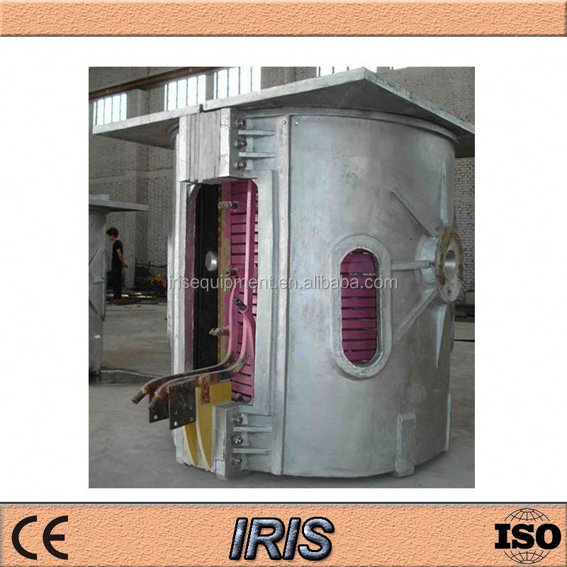 Hot sale medium frequency vacuum induction melting furnace