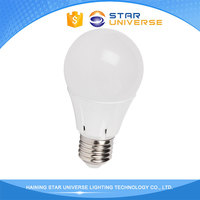 High CRI E27 Lamp Holder 6W 7W 8W 10W 12W cheap plastic led light bulb