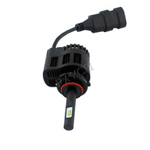 wholesale waterproof auto 25w p6 led headlight 9005 for German car replacement