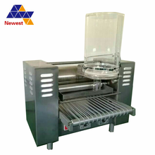 Easy to operate commercial mini pancake machine/automatic crepe making machine for sale