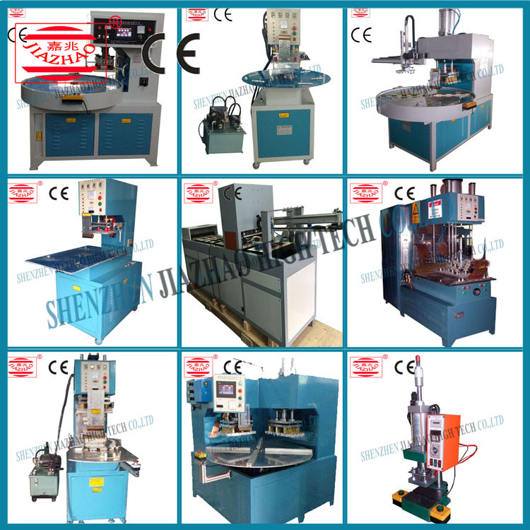China Supplier high frequency canvas welder for liquid tanks of Higih Quality