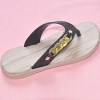Wholesale boys flip flops cheap slippers PVC home flip flops