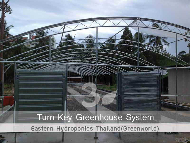 Turn Key Greenhouse System