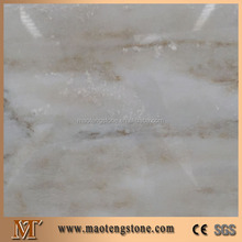 Popular Jade Stone Color White With Grey Royal Onyx Marble