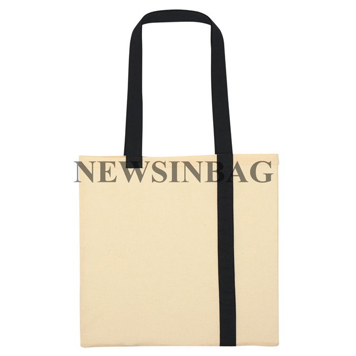 NEWSINBAG High Quality Promotion Custom Cotton Canvas Tote Bag with LOGO