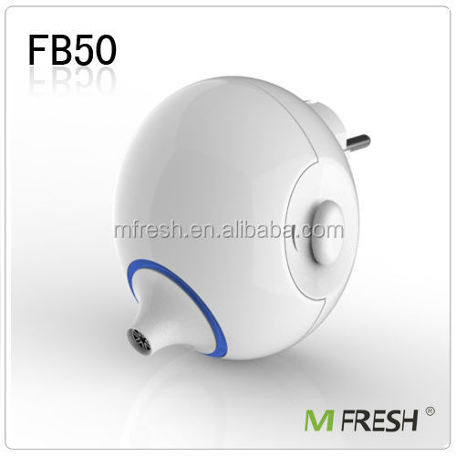 China manufacture Mfresh FB50 ozone output 50mg/h odor absorbing material