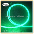 decorative plastic fiber optical,no heat,non-conductive