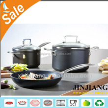 high quality stainless steel enamel cookware manufacture in jiangmen