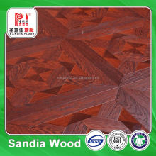 2016 AC3 E1 New Arrival Laminated Flooring / Hdf Mirror Soundproof Laminate Flooring Rubber Underlay Wood Flooring