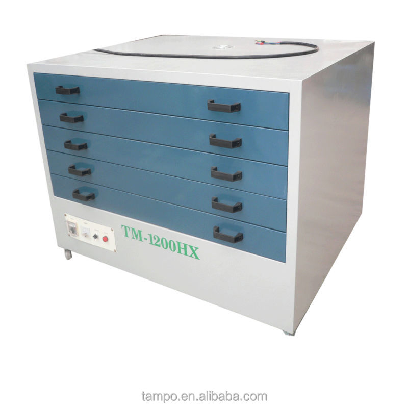 TM-1200HX Screen Stencil Dryer with vacuum Drying Equipment