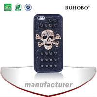 2014 new products MK rivet case for iphone 5