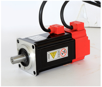200w ac small powerful electric motors servo motors