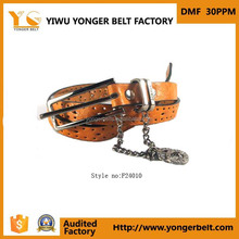 Yiwu factory belts Ladies chain metal decorative belt for women