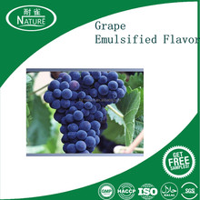 Fainted grape style aloe vera flavour essence for beverage