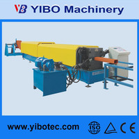 2016 new design Down Pipe Bending Machine Steel Square Pipe Making Machine