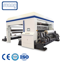 Export Type CE Certificate Fabric Slitter Machine Manufacturer
