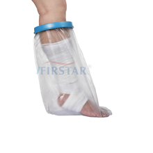 waterproof protector or cast covers for adult long leg