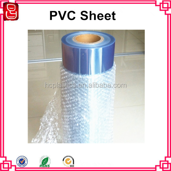 Super Clear PVC Sheet Roll PVC Transparent Sheet