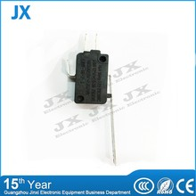 High level kw1 waterproof 25t85 micro switch for vending machine