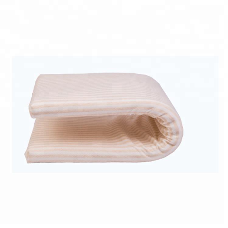 breathable polymer portable foam washable charging baby crib mattress - Jozy Mattress | Jozy.net