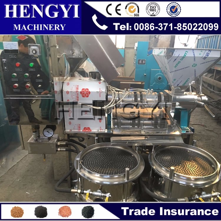 Professional design hot selling productive rice bran oil press machine for sale