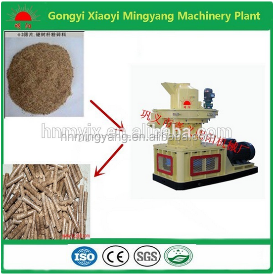 Top Brand leading technology home-used machine to make wood pellets for hot sale