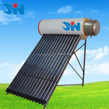 Low Price Guaranteed Quality Compact Panel Solar Water Heater For Pool