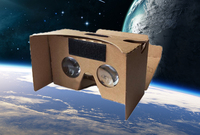 2016 Top Selling Stylish Cardboard Google 3D VR Glasses