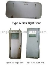 Gas Tight Door