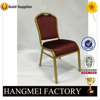 High Quality Velvet Banquet Chair Used Dining Room