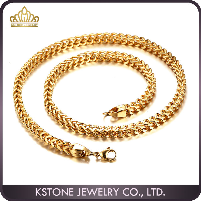 List Manufacturers of New Gold Chain Design Men, Buy New Gold ...