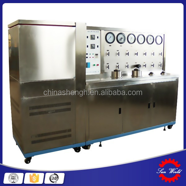 High Technology supercritical co2 machine for cannabis/hemp extraction/extraction machine for plants/flowers
