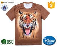 t-shirt for all over sublimation printing , extended full print t-shirt