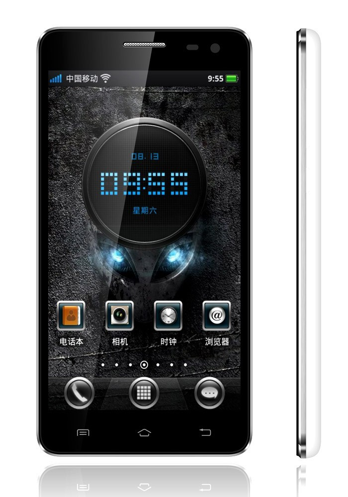 Newest 5.7inch MTK6592 8-core china OEM android smartphones MT6592