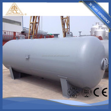 Customized carbon steel oil storage tank for oil field