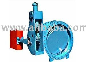 Hydraulic Butterfly Check Valve