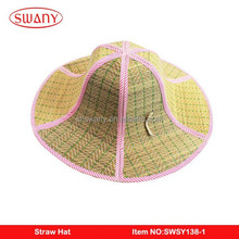 Summer Foldable Straw Hat