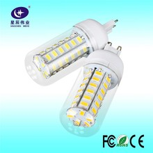 Made in China hot sale 4000k 3-5w dimmable g9 led light for car lighting with CE, FCC& RoHs