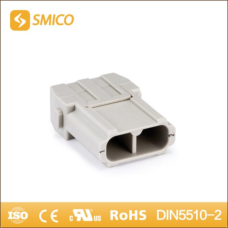 SMICO Bulk Items 1000V 70A Crimp Terminal Electrical Connector Pbt Gf20