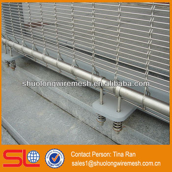 Exterior decorative cable mesh,cable wire mesh