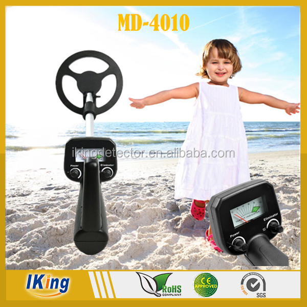 MD-4010 junior Ground Searching Metal Gold Detector metal detector toy